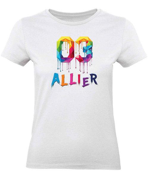 """T-shirt Femme """"Allier 03"""""""