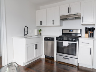 How to Have a Big Kitchen in a Small Room