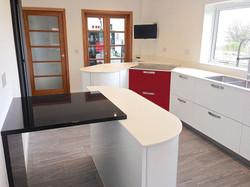 Finished kitchen 3