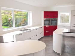 Finished kitchen 1