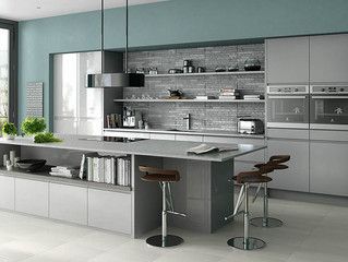 Choosing Kitchen Wall Colours