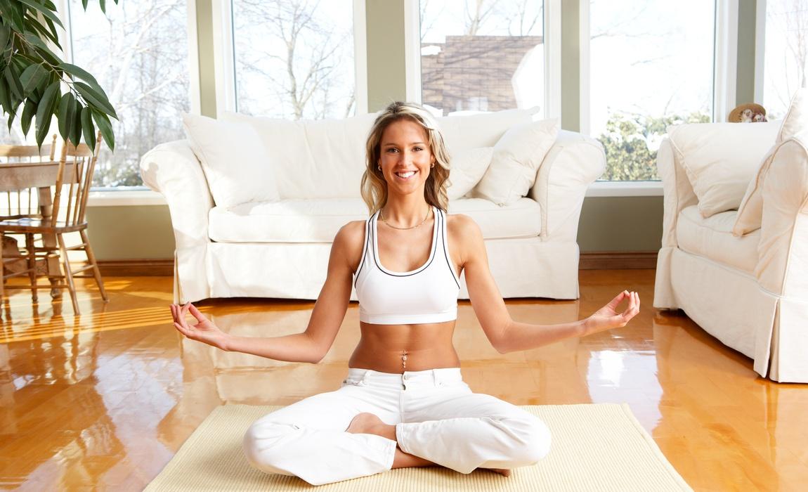 Медитация на похудения