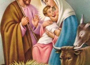 The Miracle Prayer - Christmas Novena