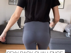 SEXY BACK CHALLENGE / BACK FAT WORKOUT