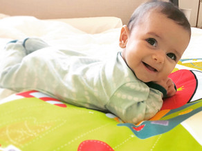 Tips on Tummy Time