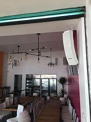 Audio para restaurantes