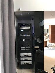 Audio residencial