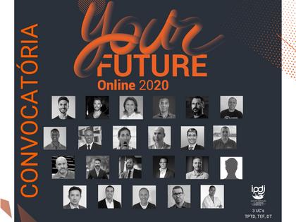 Congresso YourFuture 2020 - Convocatória