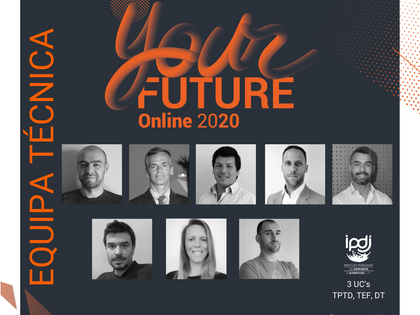 Congresso YourFuture 2020 - Equipa Técnica