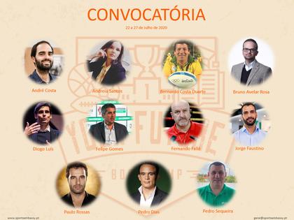 Convocatória BootCamp YourFuture #1