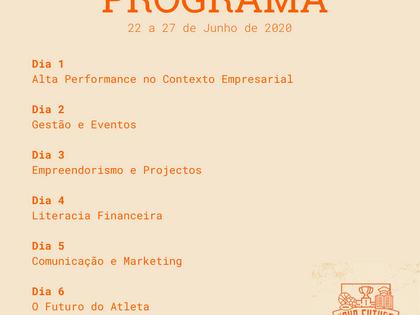 Programa do BootCamp já disponível