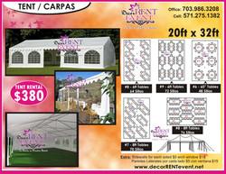 CARPAS 20x32