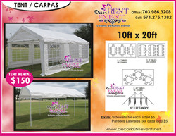 CARPAS 10X20
