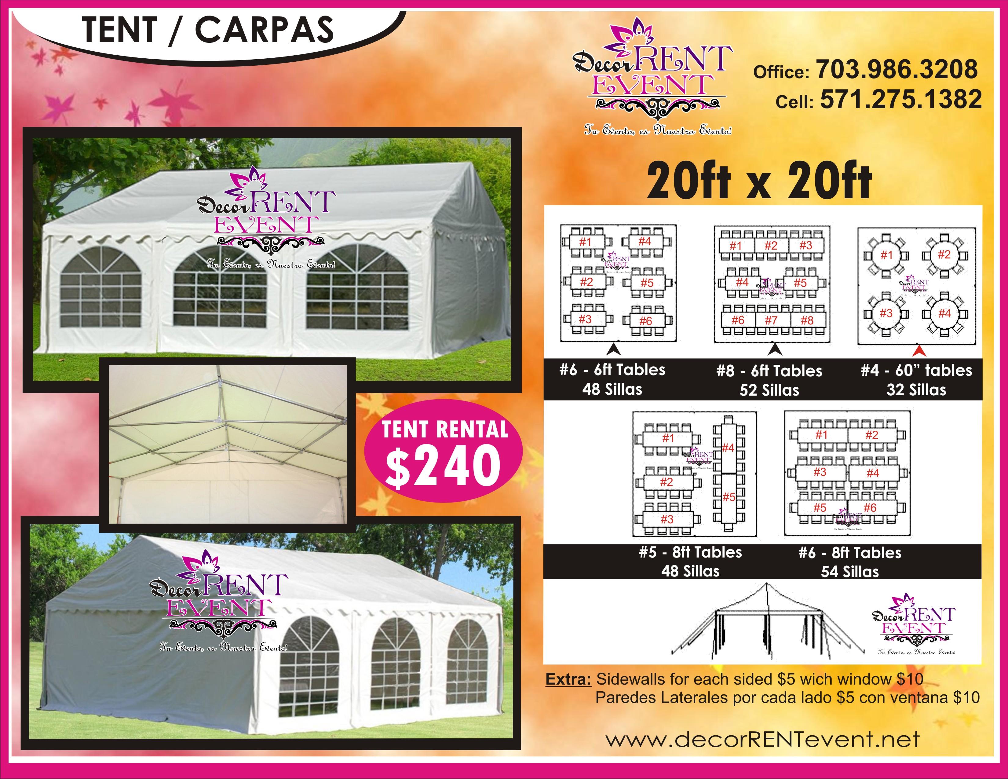 CARPAS 20x20