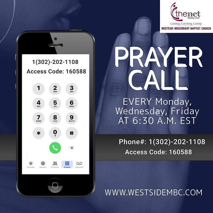 wmbc_Prayer Call - Made with PosterMyWal