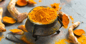 Turmeric and Black Pepper Are Like Birds of Feather They Must Be Used Together
