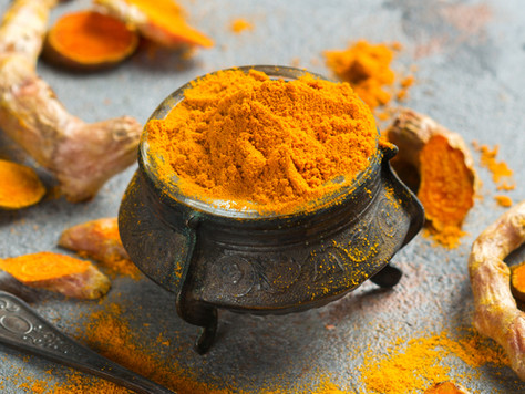 Munch Your Way to Calm with Turmeric