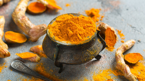 Love Letters to Herbs: Turmeric