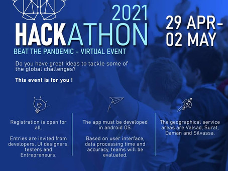 HACKATHON 2021 - Beat the Pandemic