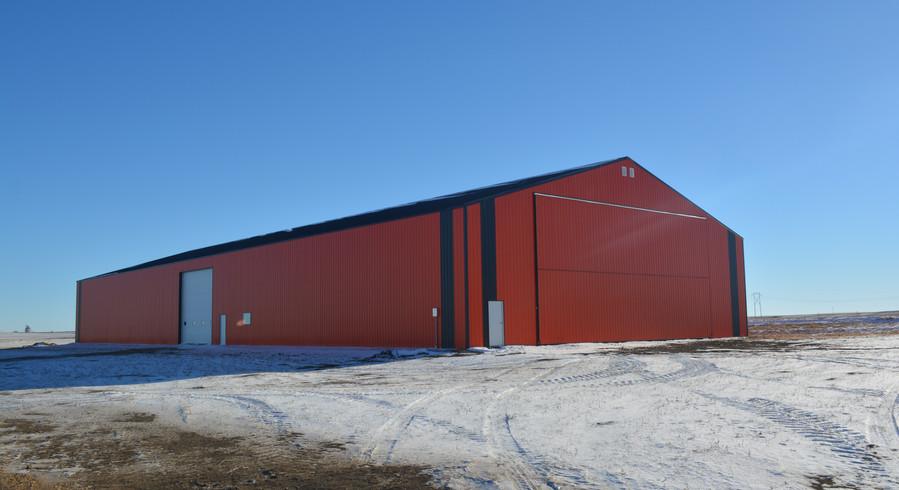 Machinery Storage