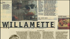 Willamette News paper