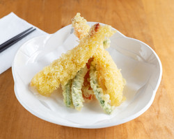 Assorted Tempura Appetizer