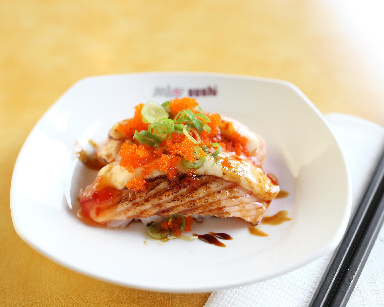 Seared Sweet Salmon