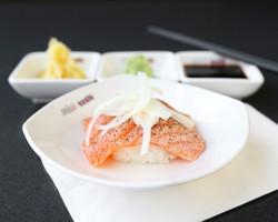Onion Salmon