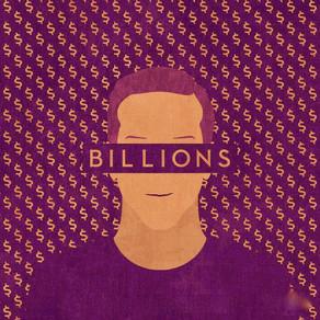 BILLIONS WEEK (Part 9) The Sixth Blue Label Sighting