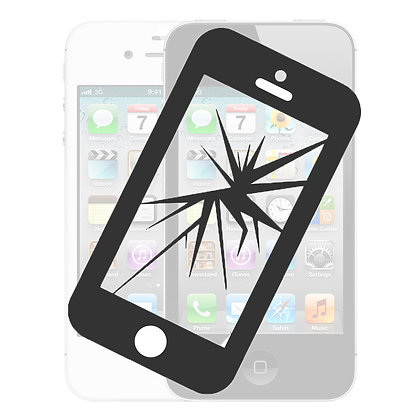 iPhone 4S Skærm (OEM)