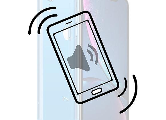 iPhone XR Bundhøjtaler