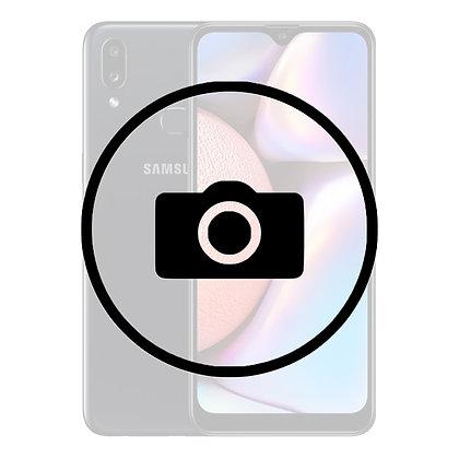 Samsung A10s Bagkamera