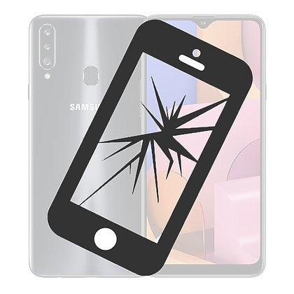 Samsung A20s Skærm