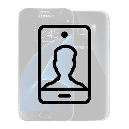 Samsung S7 Edge Frontkamera