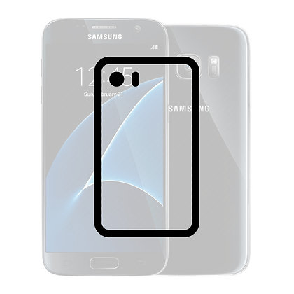 Samsung S7 Edge Bagside