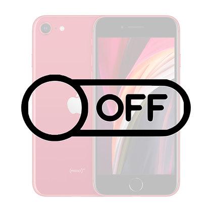 iPhone 6 Plus Tænd/sluk knap