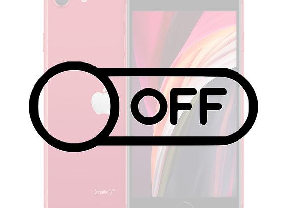 iPhone 7 Tænd/sluk knap