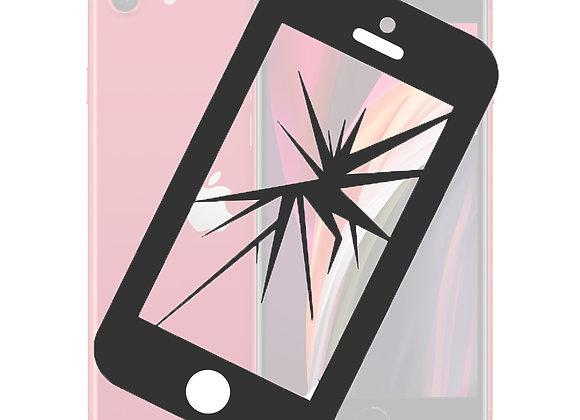 iPhone SE (2020) Skærm (A+)