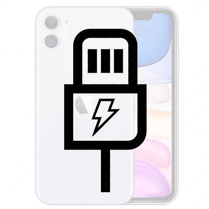 iPhone 11 Ladestik