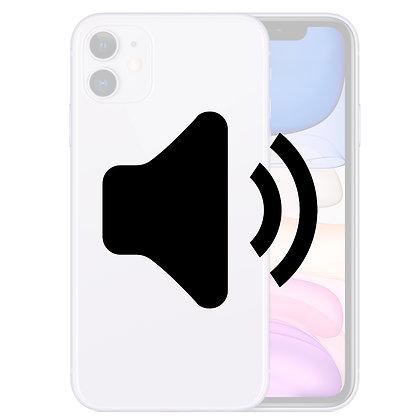 iPhone 11 Volume knap
