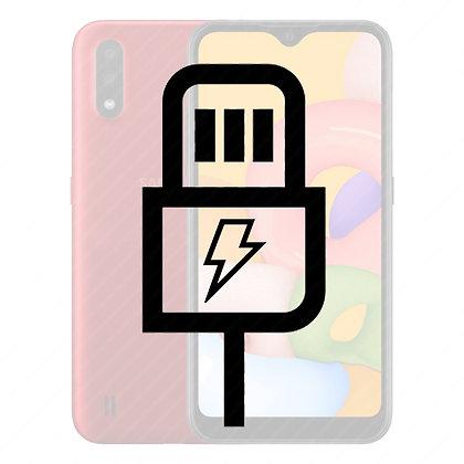 Samsung A01 Ladestik