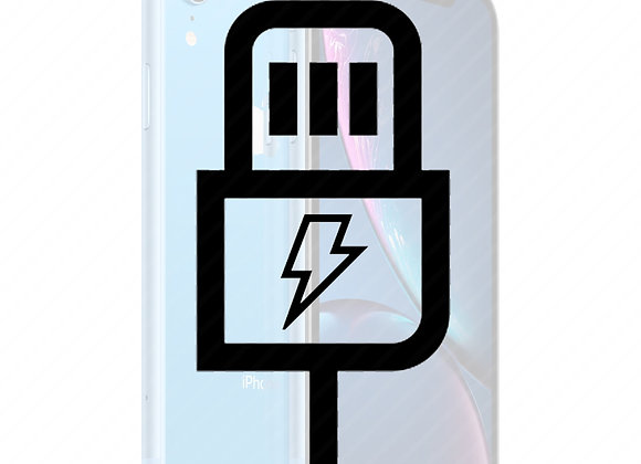 iPhone XR Ladestik