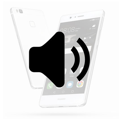 Huawei P10 Lite Volume knap