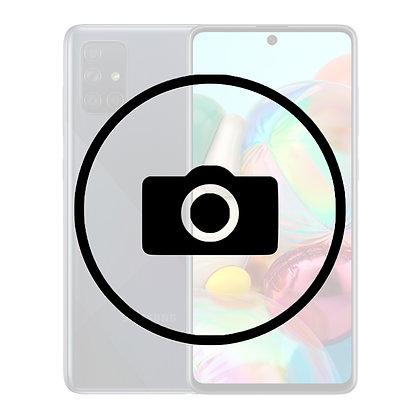 Samsung A71 Bagkamera