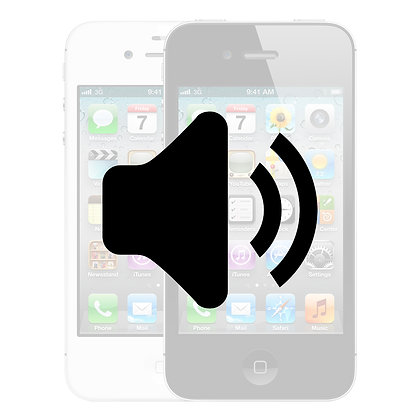 iPhone 4 Bundhøjtaler
