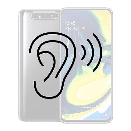 Samsung A80 Ørehøjtaler