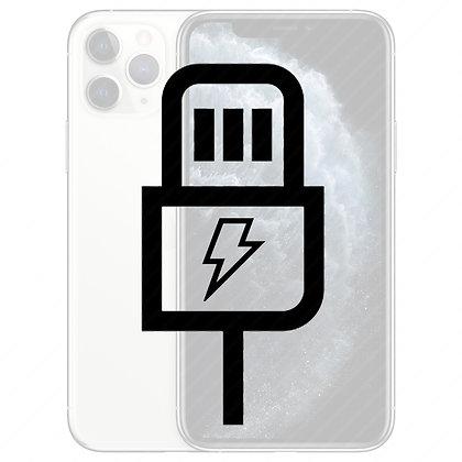 iPhone 11 Pro Ladestik