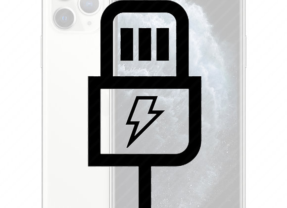 iPhone 11 Pro Max Ladestik