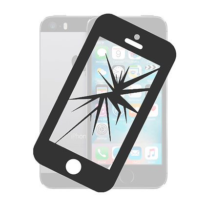 iPhone 5S Skærm (OEM)
