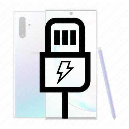 Samsung Note 10 Ladestik